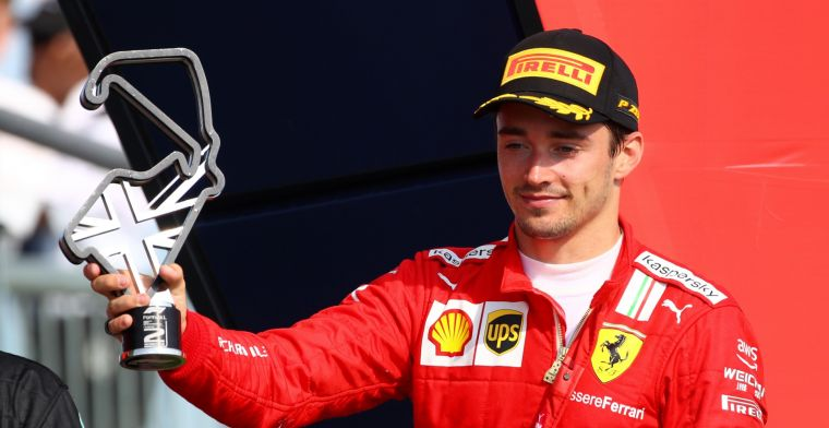Leclerc: 'Most important thing is that Verstappen is unharmed'