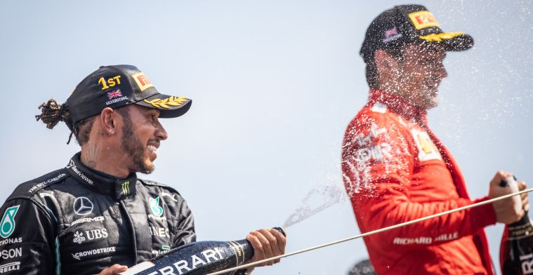Who were the winners and losers of the British Grand Prix?