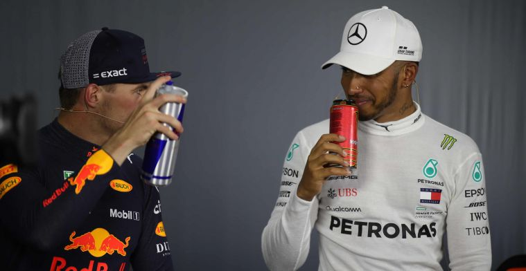 This is what Hamilton said about taking out another driver in 2018