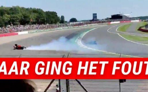 Waar ging het fout tussen Hamilton en Verstappen