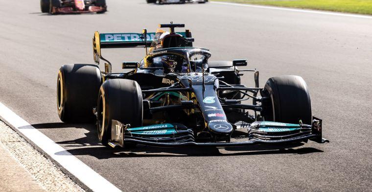 Komt het team van Mercedes dit jaar met nog meer updates?