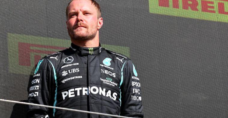 Wolff wil Bottas aan ander stoeltje helpen na mogelijk vertrek bij Mercedes