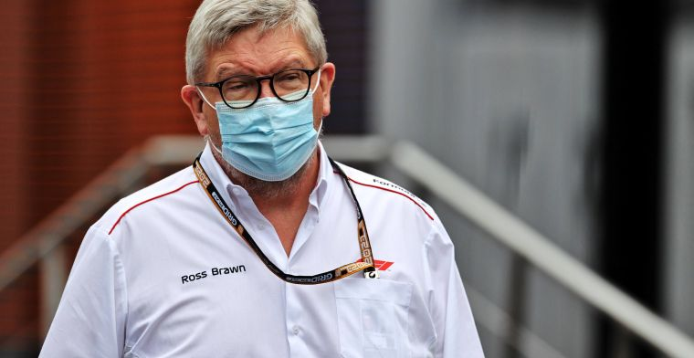 Brawn looks back on sprintrace: 'Red Bull and Mercedes with different setup'