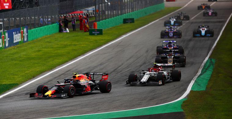 Bevestigd: Op dit circuit wordt de volgende Formule 1-sprintrace verreden