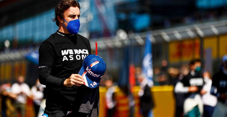 Alonso: If the stewards don't do something about it, we can do the same