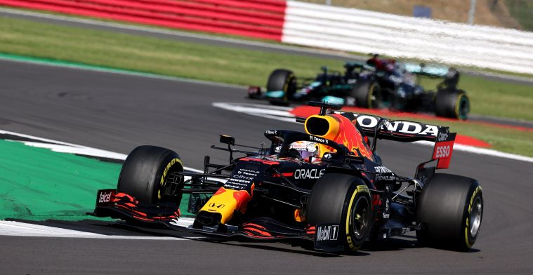 If it was anyone but Verstappen, Hamilton wouldn't have made that move