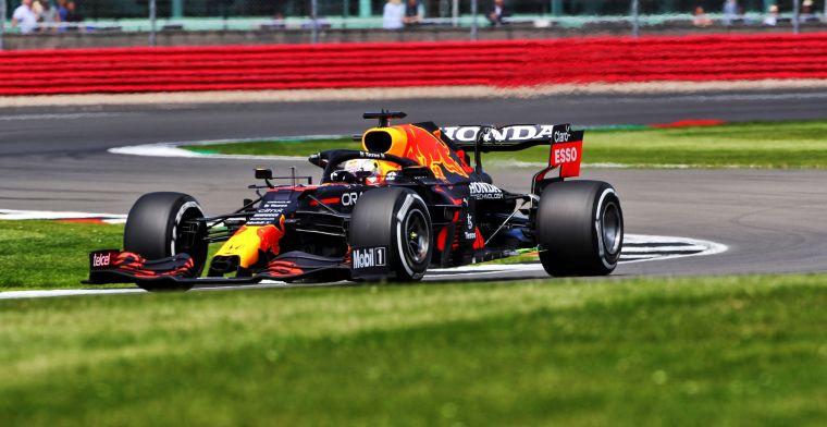 'Die opmerking van Hamilton over Verstappen vond ik een beetje denigrerend'