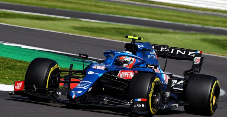 Ocon cryptic: 'The Monday after Austria we discovered something'
