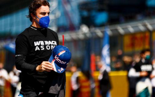 Alonso ziet concurrentie vals spelen: 'Blijkbaar mag dit nu in Formule 1'