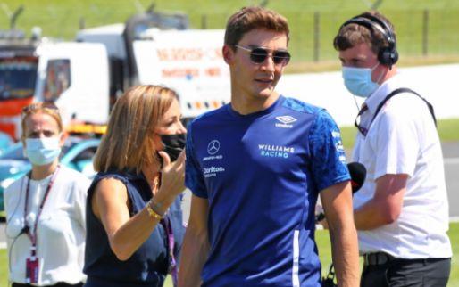 'Zolang Hamilton bij Mercedes rijdt, gaat Russell daar niet komen'