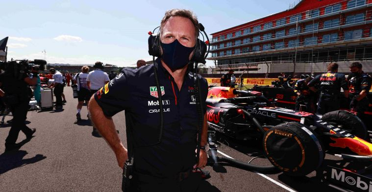 Red Bull sees FIA intervening: 'Pleased to see that'