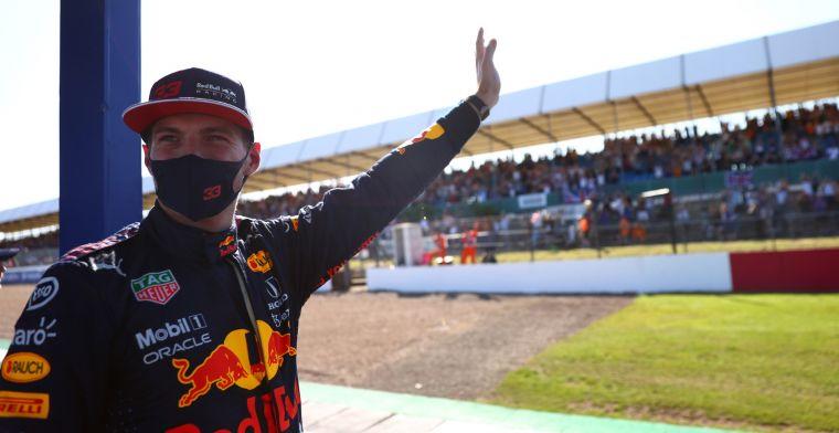 Verstappen to get back behind the wheel