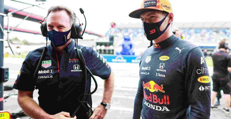 Red Bull counters Hamilton: 'Verstappen has zero penalty points'