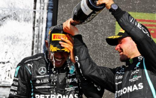 'Hamilton had geluk dat het contact met Verstappen wiel op wiel was'