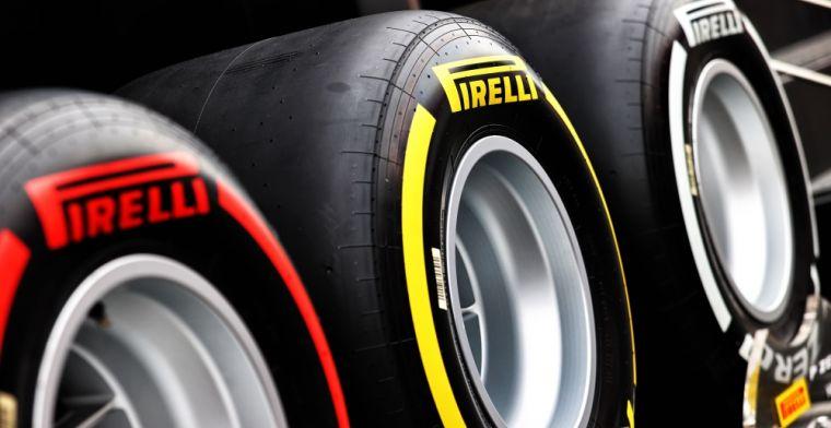 Pirelli: 'De beste strategie ligt in Hongarije niet altijd voor de hand'