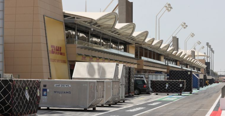 Leaked: six test days to test 2022 car, first race in Bahrain