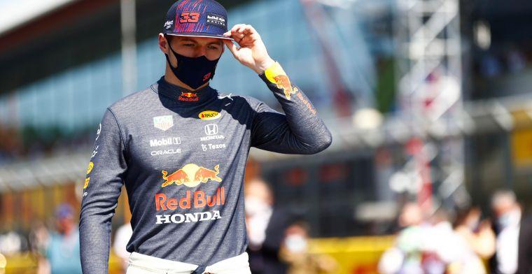 Max: Ik weet wat er in Silverstone gebeurd is, want ik zat in de auto