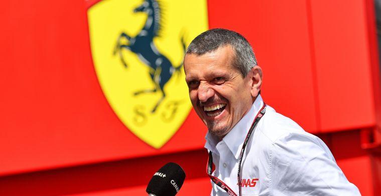 Steiner understands Mazepin and Schumacher: 'It doesn't compare'