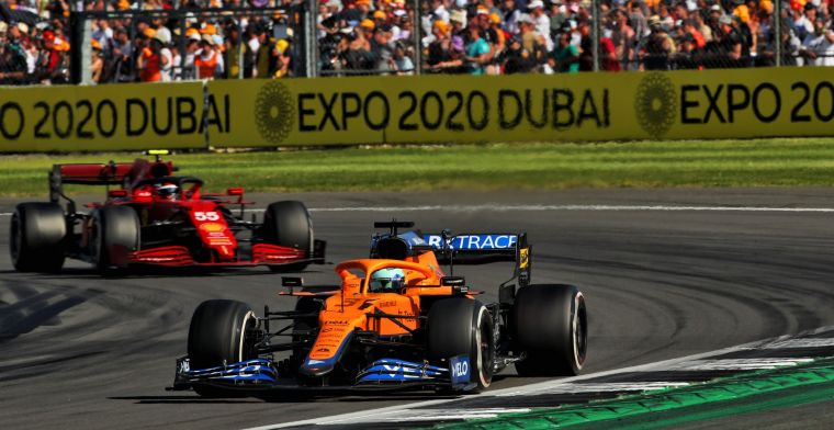 Seidl predicts on behalf of McLaren: 'Much of the fight so decided'