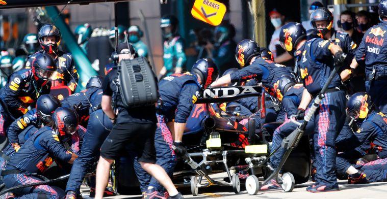 Honda helder: 'We kunnen niet alles doen wat Red Bull vraagt'