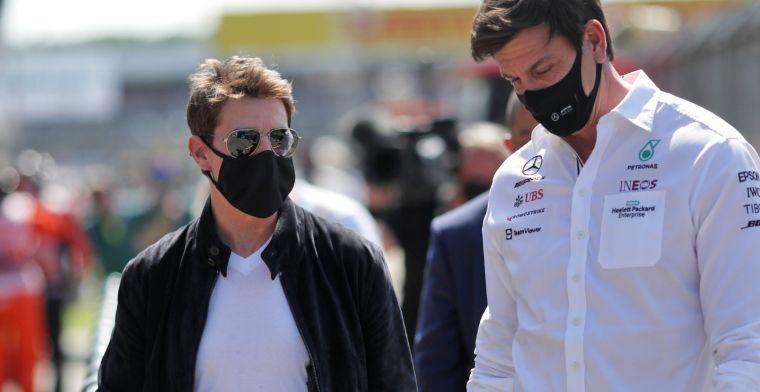 Wolff blij met briljante heroveringsrit van Hamilton in Silverstone
