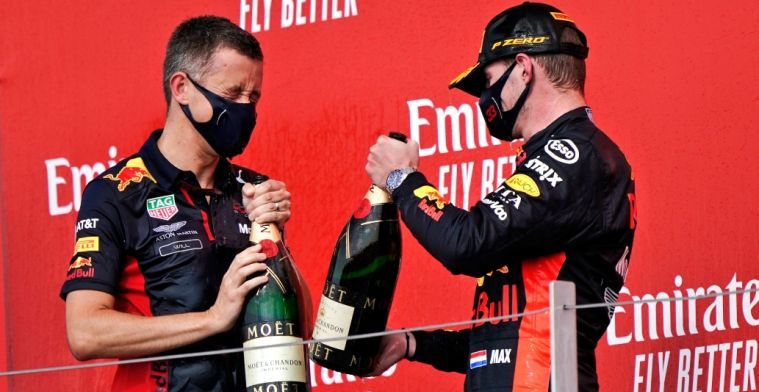 Red Bull strategy important weapon: 'Always have an idea what to do'.