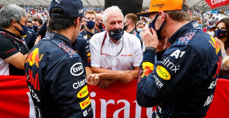 Marko: 'Suspension for next race would be appropriate punishment for Hamilton'