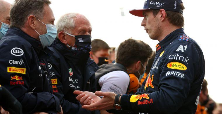 Red Bull moet keuzes maken: 'Financiële experts en technici nu mee bezig'
