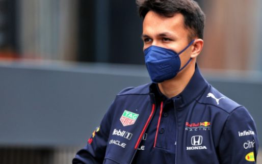 Red Bull had Albon mimic Hamilton line after race to gather additional evidence