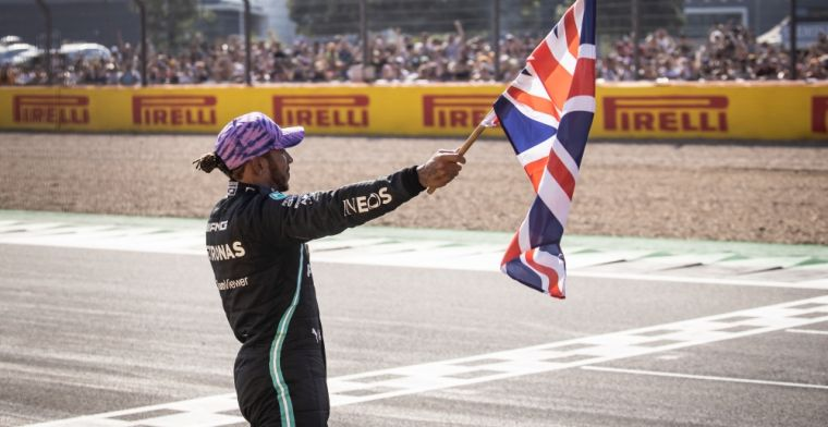 Hamilton doesn't want to answer: 'I'm not going to waste my energy'