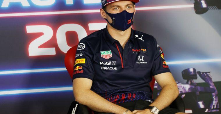 Verstappen waardeert Red Bull: Bevestigt voor mij dat ik bij het juiste team zit