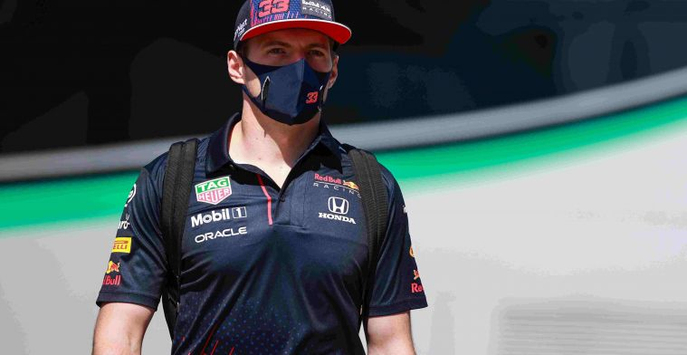 Verstappen: I would never let anyone else drive my car