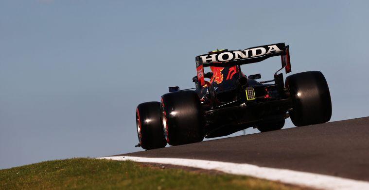 """Honda: """"Toen we de achterkant van Max zijn auto zagen dachten we: dat was het"""""""
