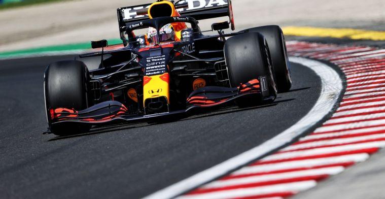Verstappen changes gearbox after Silverstone crash