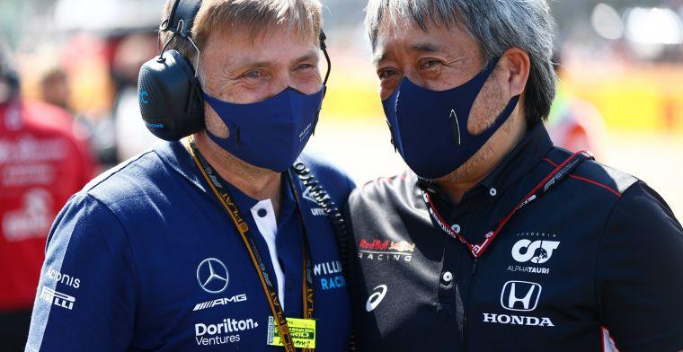 Honda: 'Verstappen ondervindt geen nadelige gevolgen van crash'