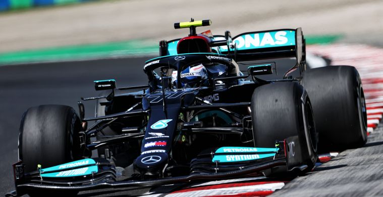 Valtteri Bottas quickest in FP2 in Hungary, as Tsunoda completes one lap