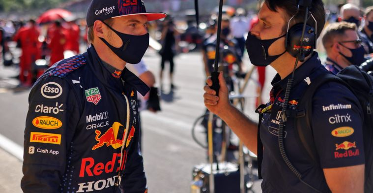Differences between Hamilton and Verstappen: 'Experience and character'.