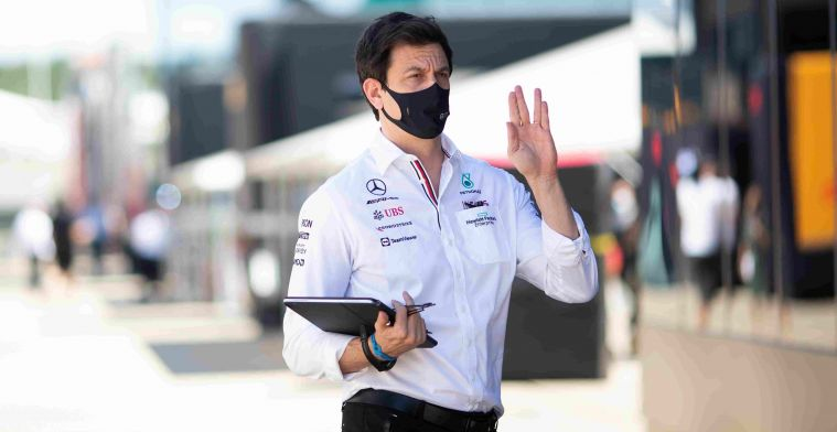 Wolff predicts: Maybe Gasly leads after Turn 1