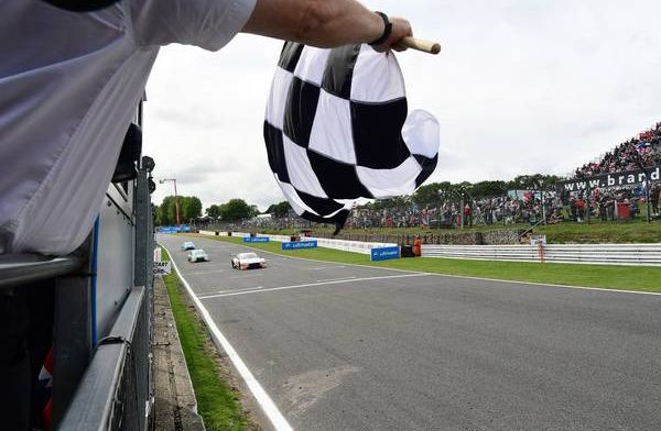 Race marshal killed in crash at Brands Hatch Circuit
