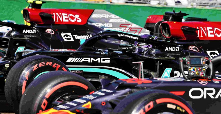 Why Hamilton was not penalised by stewards for holding up Perez