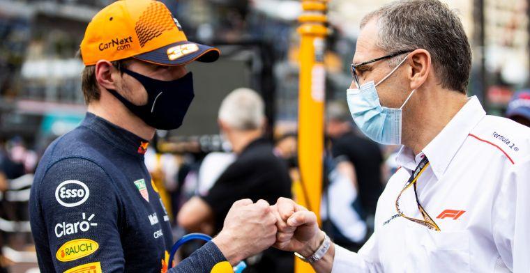 F1-baas belde Verstappen na crash: 'Hij vroeg of Hamilton al had gebeld'