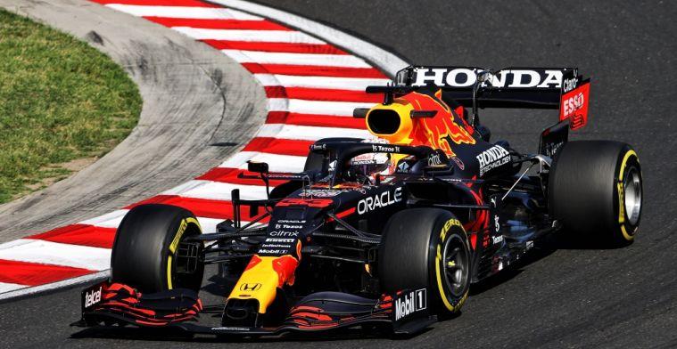 Samenvatting VT3: Verstappen schroeft motor op, Hamilton net wat sneller