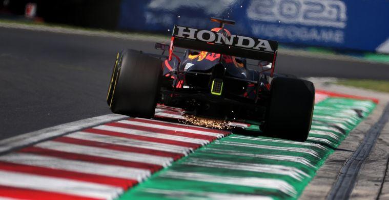 Honda-motor Verstappen helemaal in orde, CE wel vervangen