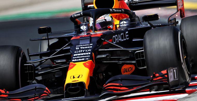LIVE   Verstappen tweede in VT3, Hamilton snelste na rode vlag