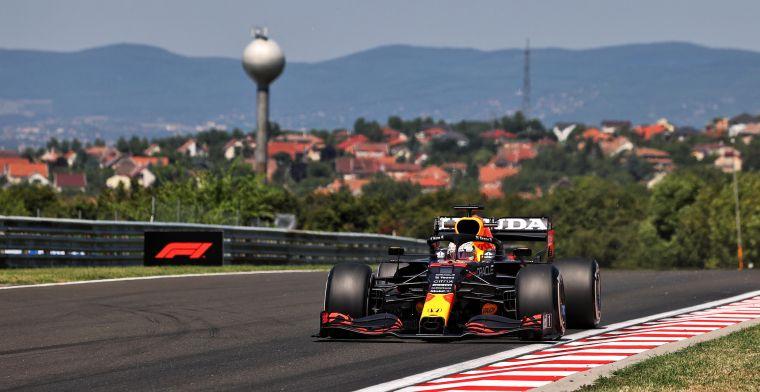 Volledige uitslag VT3 | Hamilton nipt snelste, Verstappen tweede na rode vlag