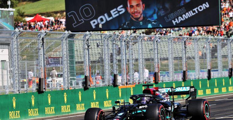 Hamilton: 'I've never felt so great with the booing'