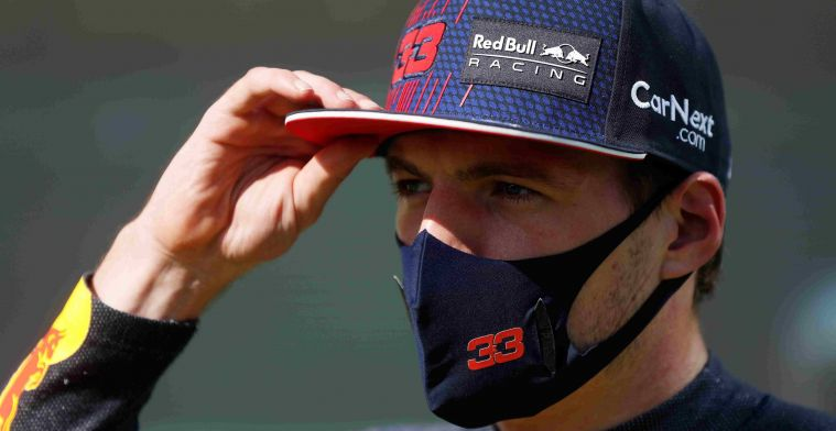 Verstappen not angry with Hamilton: Wouldn't have found four tenths anyway.