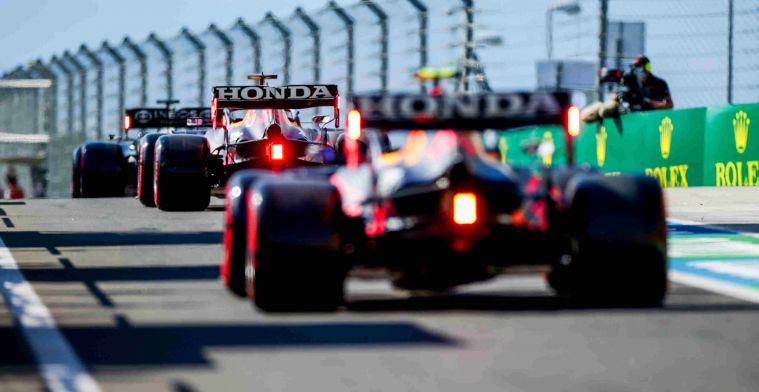 What time does the 2021 Hungarian Grand Prix start?