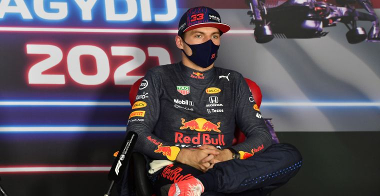 Video: Verstappen reacts irritated to question in press conference