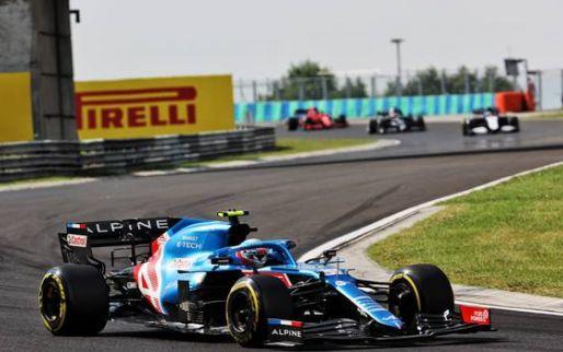 Esteban Ocon takes first F1 win in high drama Hungarian Grand Prix